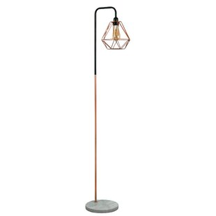 Spotlight floor lamp wayfair talisman 153cm arched floor lamp aloadofball Choice Image