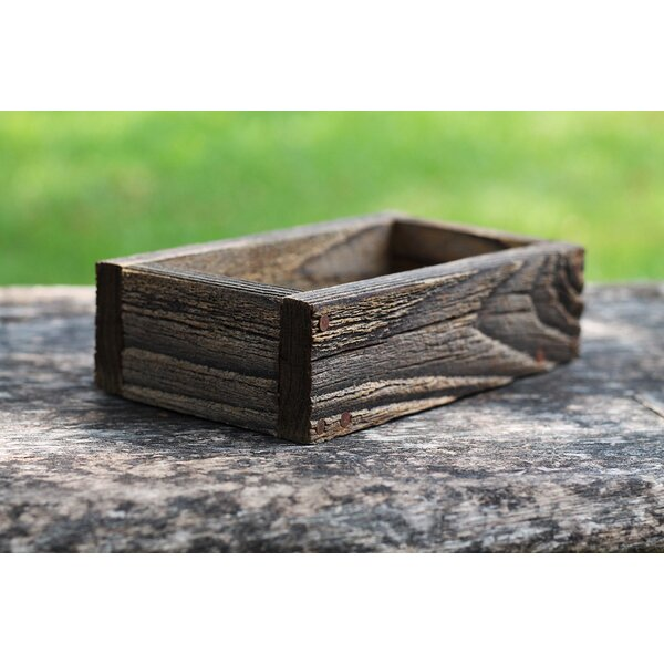 Decker Serving Tray by Millwood Pines