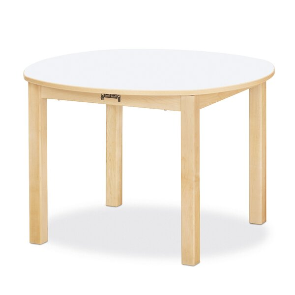 30 Round Activity Table by Jonti-Craft
