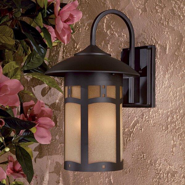 Harveston Manor 3-Light Outdoor Wall Lantern by Great Outdoors by Minka