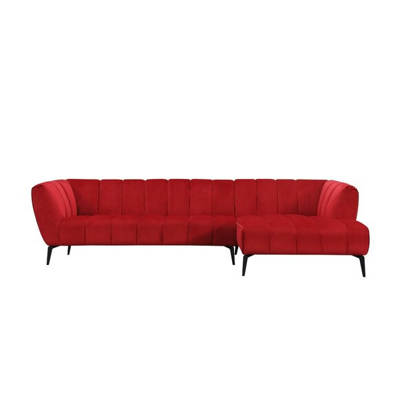Allerton Modern Sectional by Orren Ellis