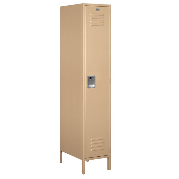 @ 1 Tier 1 Wide School Locker by Salsbury Industries| #$0.00!
