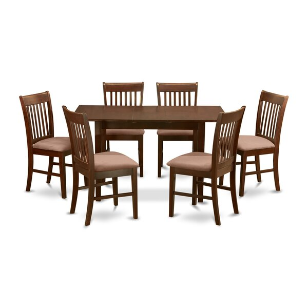 Balfor 7 Piece Extendable Dining Set By Andover Mills Fresh