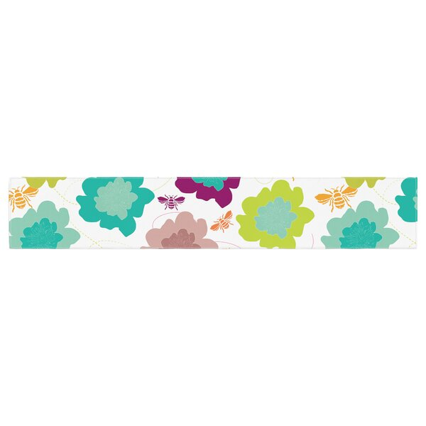 Nicole Ketchum Bee Highway Table Runner by East Urban Home