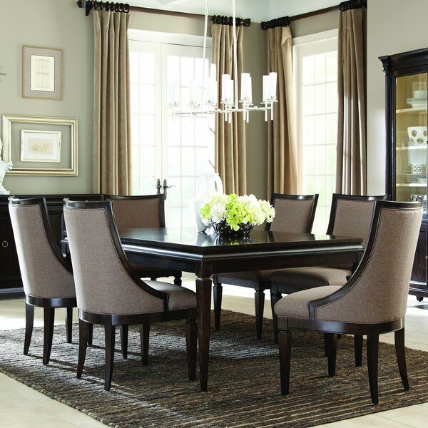 Roseville 7 Piece Dining Set by Canora Grey