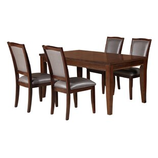 Scanlon 5 Piece Dining Set By Darby Home Co