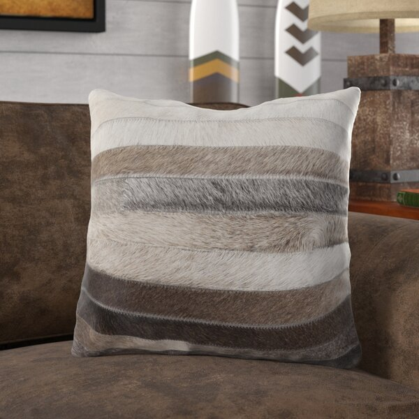 Warren Cotton Throw Pillow I by Union Rustic
