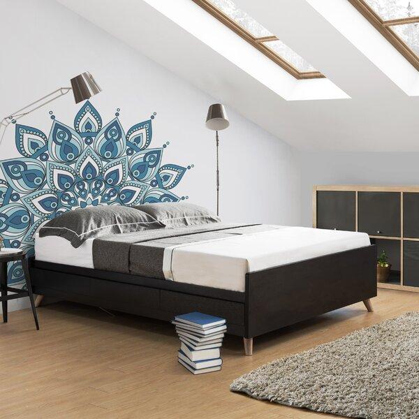 Urbano Full Storage Platform Bed by Brayden Studio