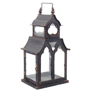 Affordable Metal Lantern By August Grove
