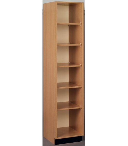 Science Open Shelf Standard Bookcase by Stevens ID Systems