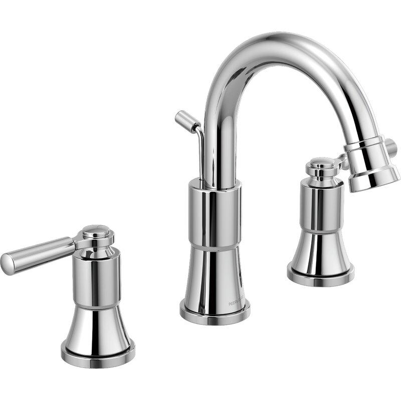 Westchester Widespread Bathroom Faucet