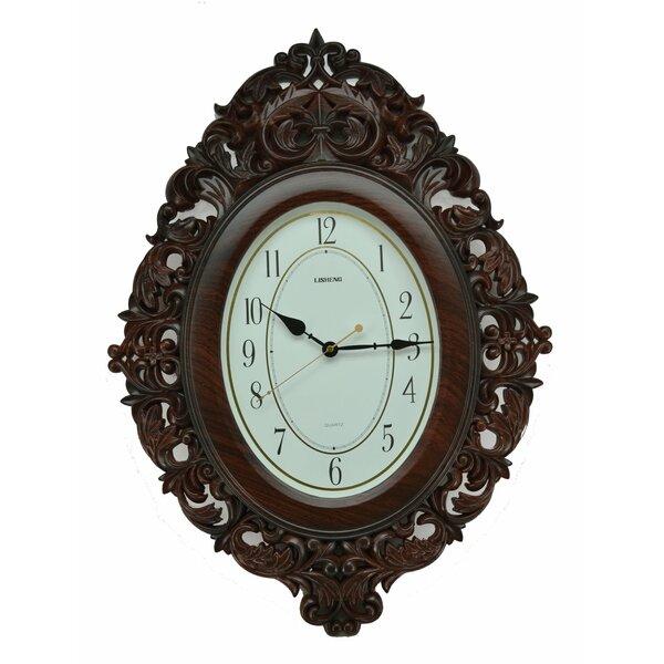 Wall Clock by Three Star Im/Ex Inc.