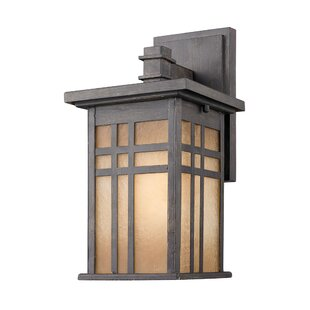 Read Reviews Outdoor Wall Lantern (Set of 2) By Golden Lighting