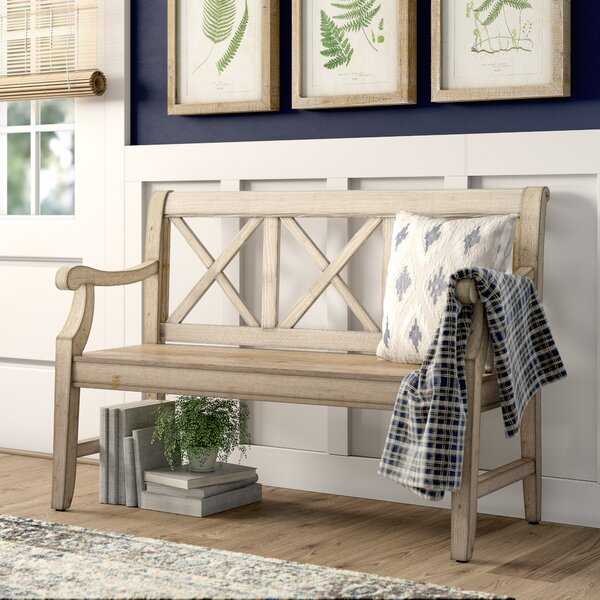 Plantation Bench by Birch Lane Heritage Birch Lane™ Heritage