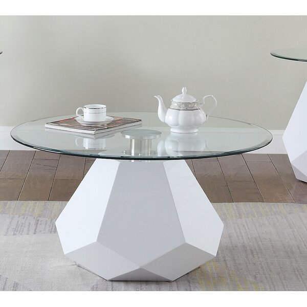Sechovicz Coffee Table By Orren Ellis
