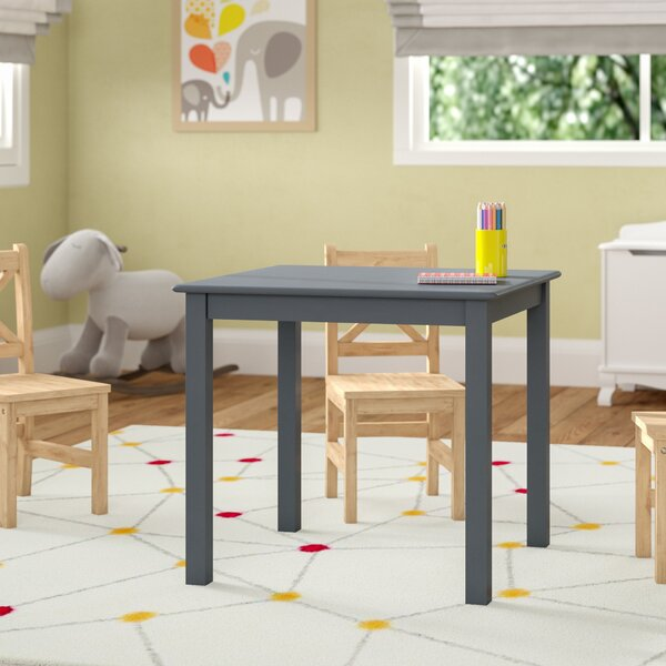 Bridgton Kids Square Writing Table by Harriet Bee