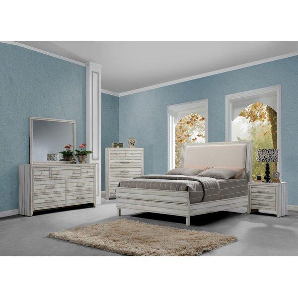Andrews Queen Panel Configurable Bedroom Set by Highland Dunes