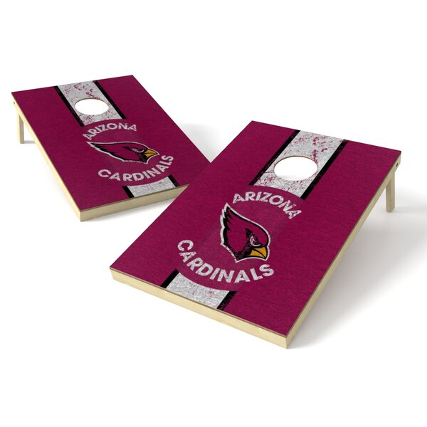 NFL Heritage Cornhole Game Set by Tailgate Toss