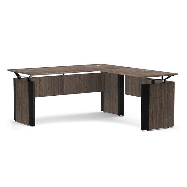 Allure Reversible L-Shape Desk