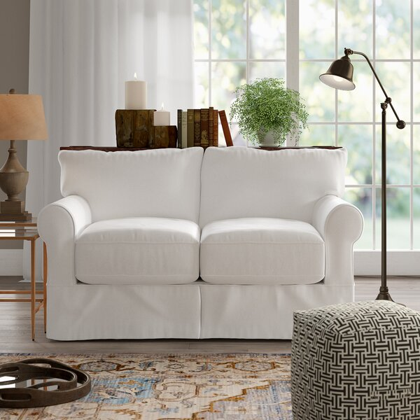 Best #1 Jameson Loveseat By Birch Lane™ Heritage Today Sale Only