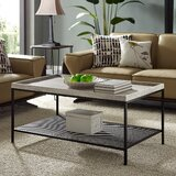 Poling Coffee Table by Williston Forge