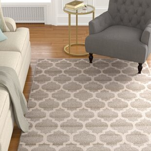 Moore Tan Area Rug by Charlton Home
