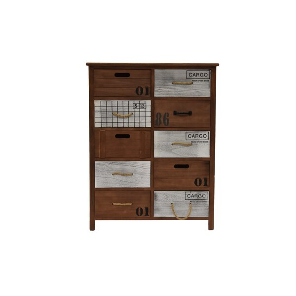 Darryl 10 Drawers Accent Chest by 17 Stories 17 Stories
