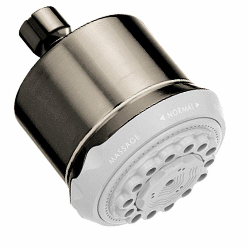 Hansgrohe Showerpower Clubmaster Shower Head | Wayfair