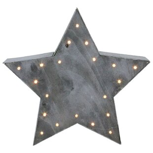large lighted star christmas table top decoration - Christmas Aquarium Decorations