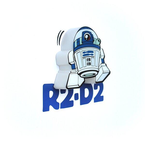 3D R2-D2 Mini Deco 2-Light Night Light by 3D Light FX