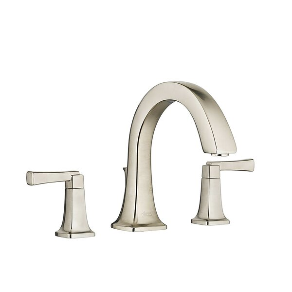 Townsend Double Handle Deck Mount Bathtub Faucet b