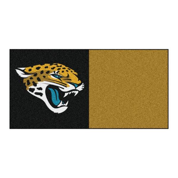 NFL Team 18 x 18 Carpet Tile (Set of 20) by FANMATS