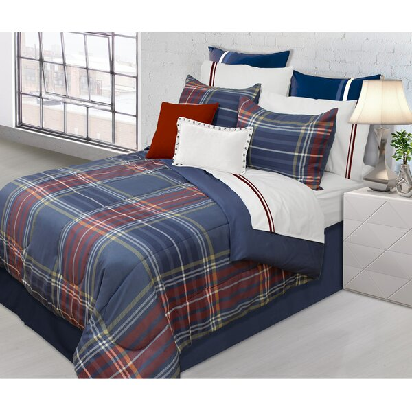 Riton 3 Piece Full/Queen Comforter Set by Harriet Bee