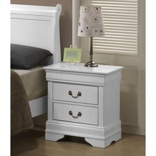 Caldello 2 Drawer Nightstand by Darby Home Co