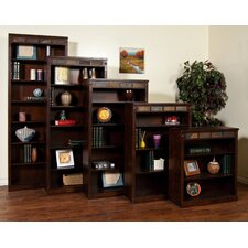 Fresno 72 Standard Bookcase by Loon Peak