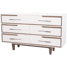 Brame 6 Drawer Double Dresser by Brayden Studio