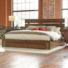 Gullickson Storage Platform Bed by Brayden Studio