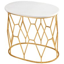 Telex End Table by Cyan Design