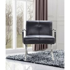 Northbridge Leather Armchair by Wade Logan
