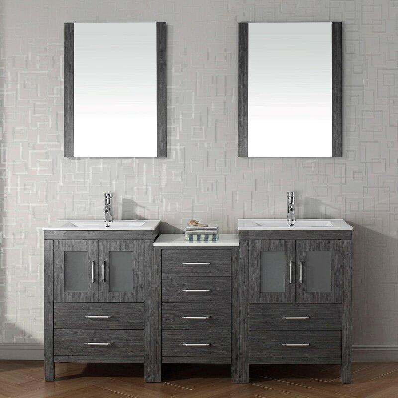 30 Unique 66 Double Sink Bathroom Vanity Bathroom Vanities 66 Dior Double S