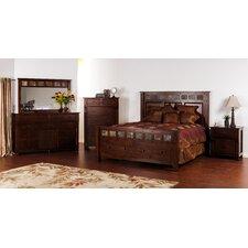 Fresno Panel Customizable Bedroom Set by Loon Peak