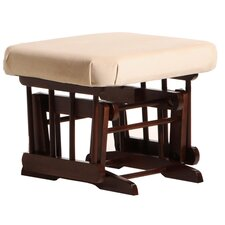 Sleigh/Colonial Frame Ottoman by Dutailier