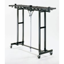 Mega Rak Portable Garment Rack by Magnuson Group