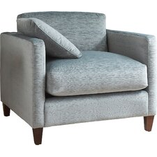 Victoria Armchair by AllModern Custom Upholstery