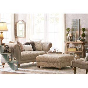 Cottage & Country Living Room Sets You\'ll Love | Wayfair