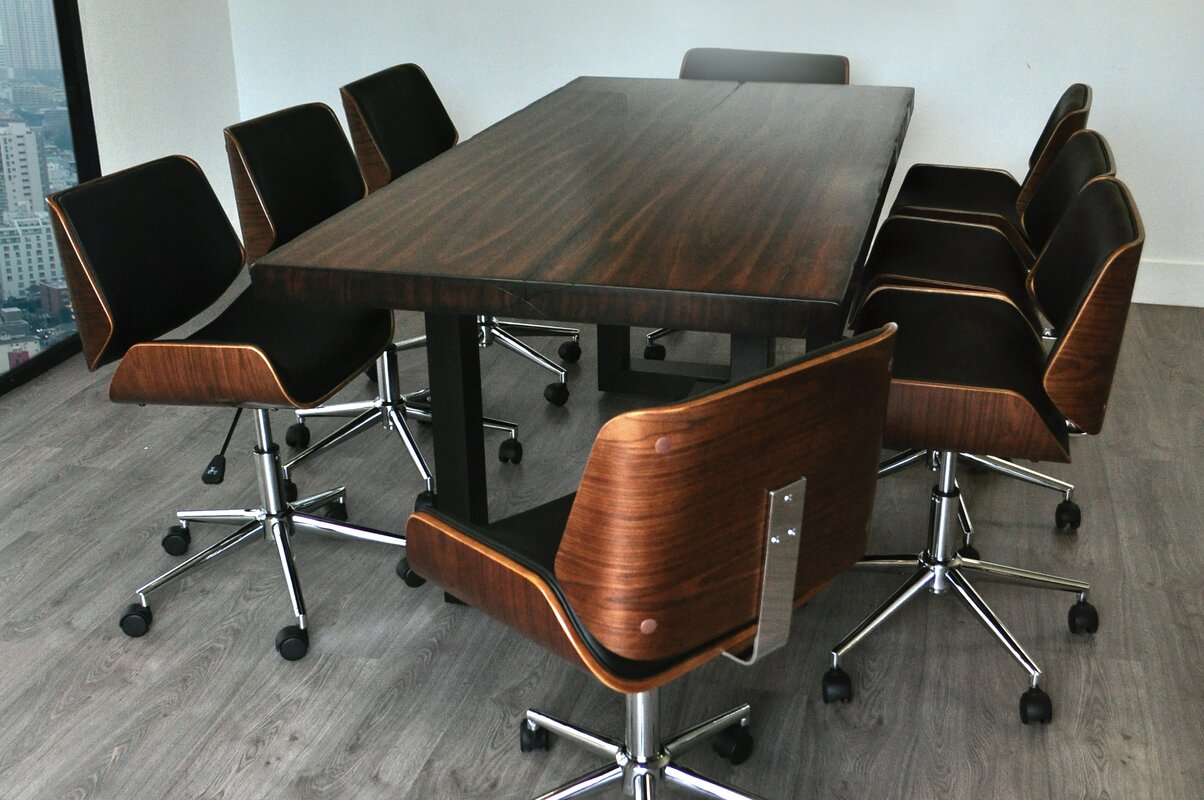 Reclaimed wood conference tables - Default_name