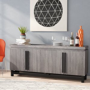 Buffet With Pull Out Table | Wayfair