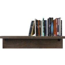 6 X 24 Wood Shelf by Hobbitholeco.