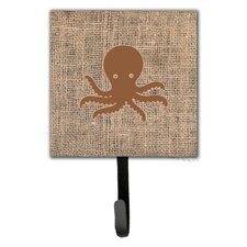 Octopus Leash Holder and Wall Hook by Caroline's Treasures