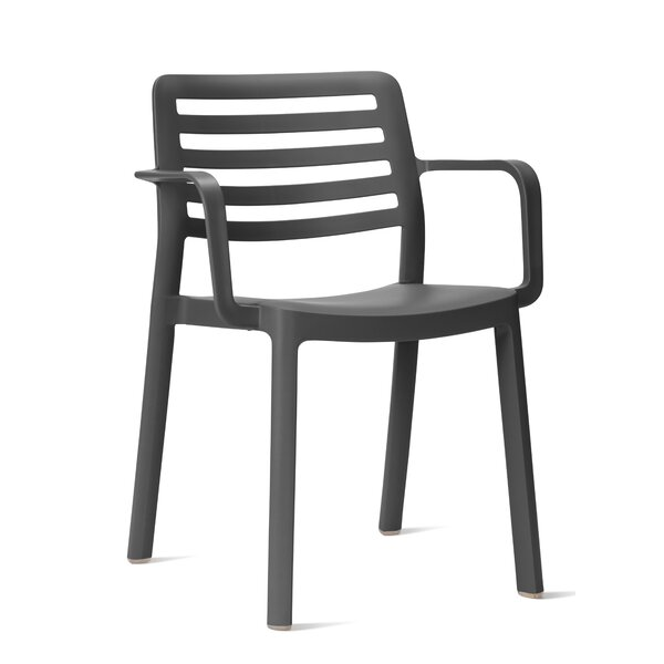Wind Stacking Patio Dining Chair (Set of 2) by Resol Grupo